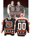 Ed Belfours 1993 NHL All-Star Game Campbell Conference Game-Worn Jersey