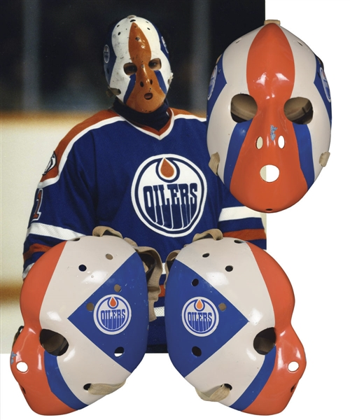 Lot Detail Grant Fuhrs 1981 82 Edmonton Oilers Game Worn