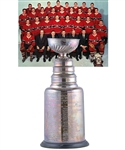 "Gordon ""Red"" Berensons 1964-65 Montreal Canadiens Stanley Cup Championship Trophy with His Signed LOA (13"")"