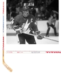 Wayne Gretzkys 1984 Canada Cup Team Canada Team-Signed Game-Issued Stick Including Gretzky, Messier and Yzerman
