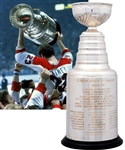 "Bob Gaineys 1978-79 Montreal Canadiens Stanley Cup Championship Trophy from His Personal Collection with His Signed LOA (13"")"