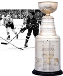 "Bob Gaineys 1977-78 Montreal Canadiens Stanley Cup Championship Trophy from His Personal Collection with His Signed LOA (13"")"