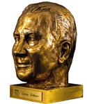 "Danny Gallivan 1982 Bronze Bust Displayed at the Montreal Forum and Molson Centre/Bell Centre (12"")"