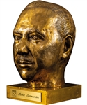 "Michel Normandin 1982 Bronze Bust Displayed at the Montreal Forum and Molson Centre/Bell Centre (12"")"