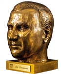 "Leo Dandurand 1982 Bronze Bust Displayed at the Montreal Forum and Molson Centre/Bell Centre (12"")"