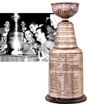 "Toronto Maple Leafs 1963-64 Stanley Cup Championship Trophy Attributed to Harold Ballard (12 7/8"")"