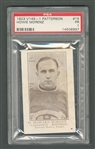 1923-24 V145-1 William Patterson Hockey Card #15 HOFer Howie Morenz Rookie - Graded PSA 1